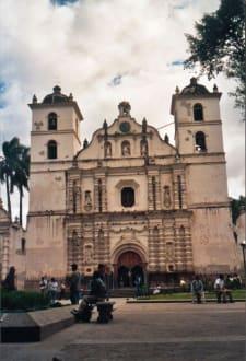 Kathedrale von Tegucigalpa - Kathedrale von Tegucigalpa