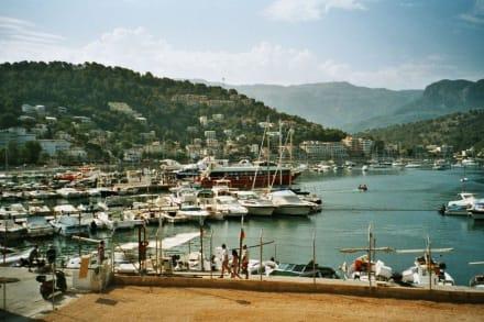 Hafen Puerto de Soller - Hafen Puerto de Soller/Port de Soller