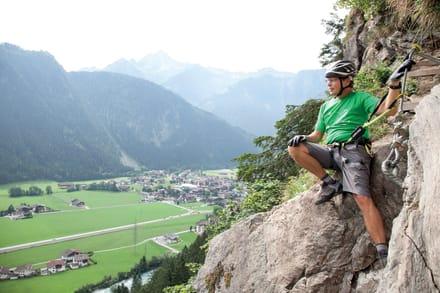 Klettersteig Mayrhofen : Bilder klettersteig mayrhofen reisetipps
