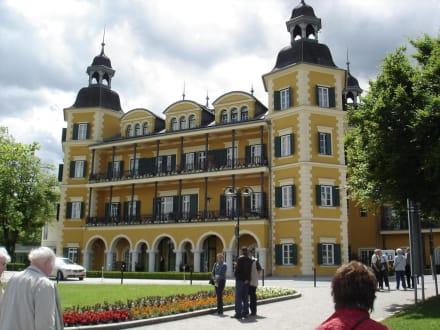 Ein Schloß am Wörthersee - Schloss am Wörthersee