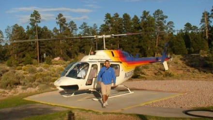 Papillon Helikopter - Helikopter-Rundflug Papillon Grand Canyon Nationalpark