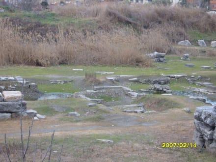 Nur noch Reste! - Antikes Ephesus