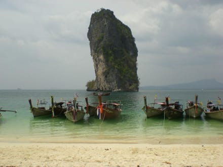 Poda Island - Rundreise Südthailand