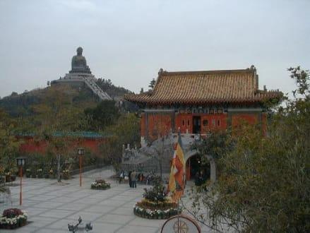 Kloster Po Lin - Kloster Po Lin