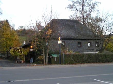 Restaurant Alte Mühle in Unterlautertal - Gaststätte Alte Mühle