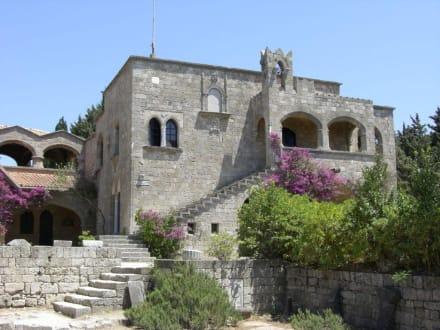 Traumhaftes Kloster - Kloster Filerimos
