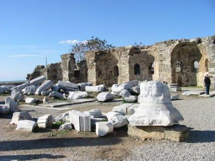 Antikes Side - Ruinen Side