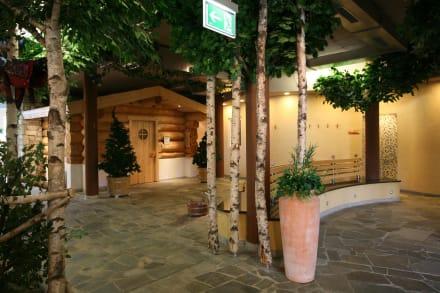 schwitzh tte in der sauna bild hasser der ferienpark in wernigerode sachsen anhalt deutschland. Black Bedroom Furniture Sets. Home Design Ideas