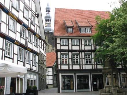 Altstadtgasse - Altstadt Soest