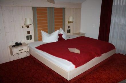 Doppelzimmer Luxus im OG - Hotel Platzhirsch