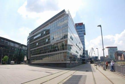 Medienhafen - MedienHafen Düsseldorf
