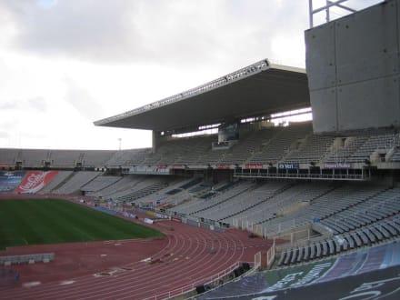 Olympiastadion Barcelona - Olympiapark Barcelona