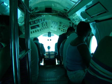 Das U-BOOT - Sindbad Submarine