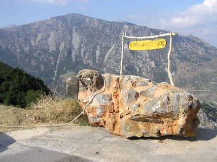 Denkmal - Kretas äußerster Osten