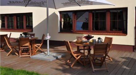 Terrasse - Hotel Landhotel Rügen