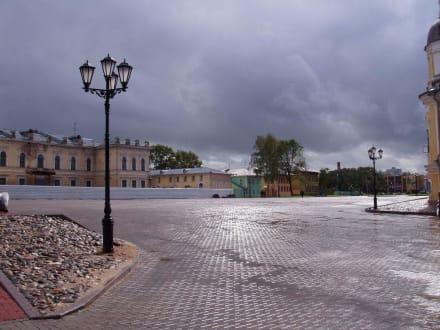 Stadt/Ort - Zentrum Wologda
