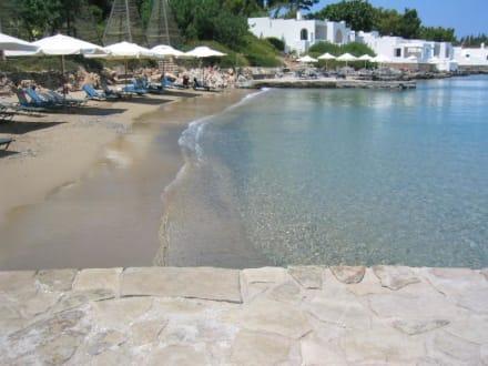 Agios Nikolaos/Kreta - Strand Agios Nikolaos