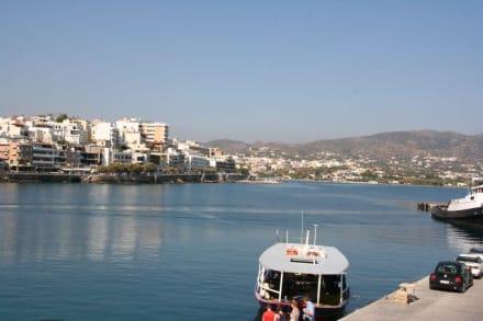 Hafen von Agios Nikolaos - Hafen Agios Nikolaos