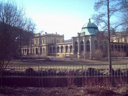 Der Schlosspark - Spielbank Bad Kissingen