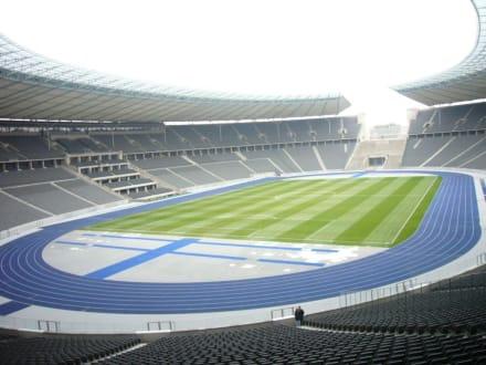 Olympiastadion Innen - Olympiastadion