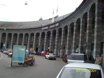 Sonstige Gebäude - Bahnhof Zürich