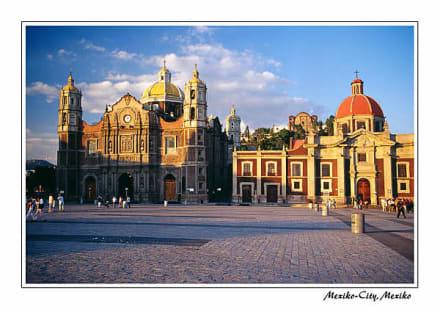 Mexico City - Basilika der Jungfrau von Guadalupe