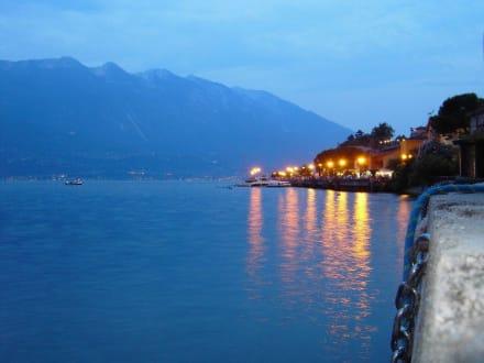 Hafen in Limone - Hafen Limone