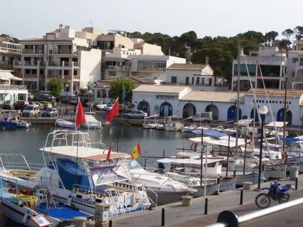 Hafen Cala Ratjada - Yachthafen Cala Ratjada