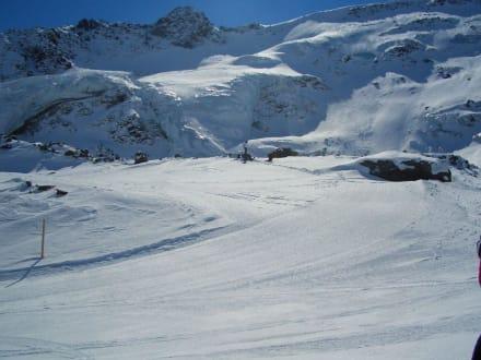 Gletscher - Kaunertaler Gletscher