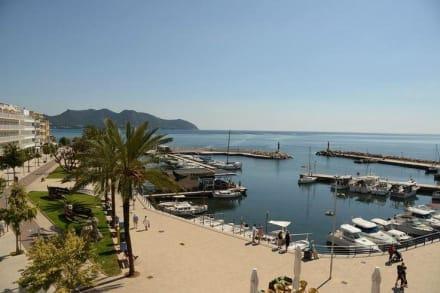 Hafen von Cala Bona - Strand Cala Bona
