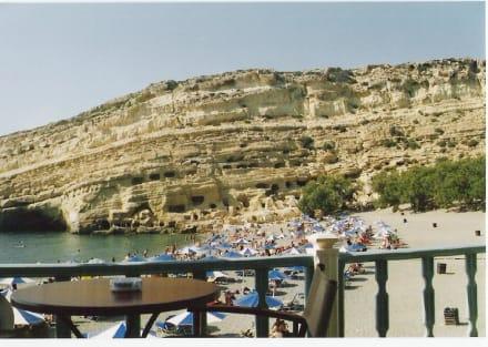 Die Höhlen von Matala - Höhlen von Matala