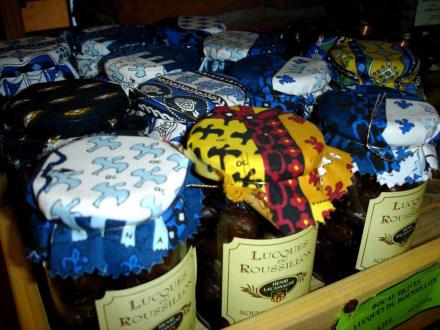 Produkte der Ölmühle in Millas - Olivenmühle La Catalane
