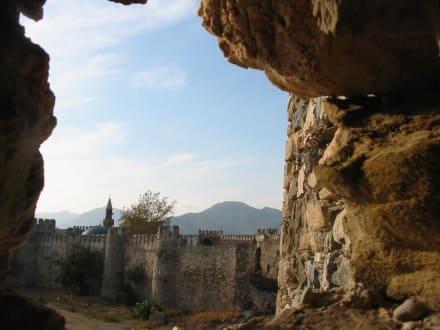 Ausflug zum Cap Anamur mit Burgbesichtigung... - Mamure Kalesi (Burg von Anamur)