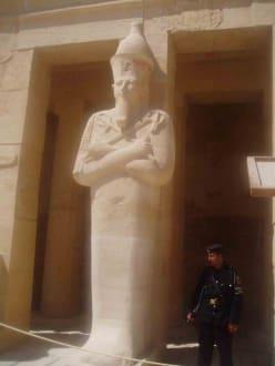 Luxor - Tempel der Hatschepsut