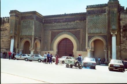 Bab el-Mansour  - Bab el-Mansour
