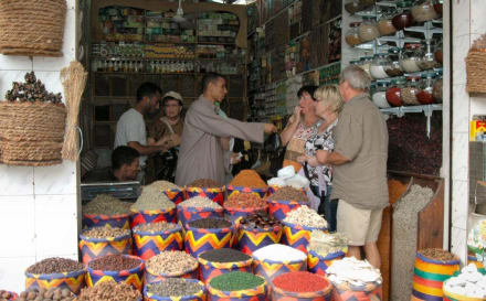 Markt/Bazar/Shop-Center - Basar
