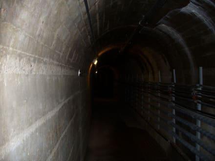 Staumauer - Hochgebirgsstauseen