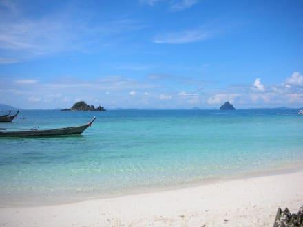 Zwischen Phuket und Krabi - Insel Phi Phi Don