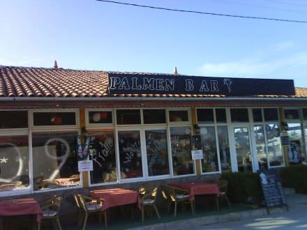 Eingang - Palmen Bar Restaurant