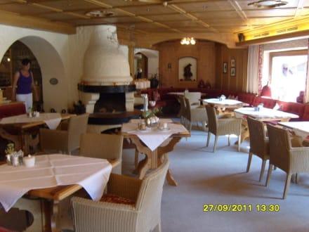 Kaminzimmer - Hotel Alpin Spa Tuxerhof