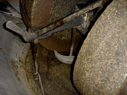 Ölmühle in Millas - Olivenmühle La Catalane