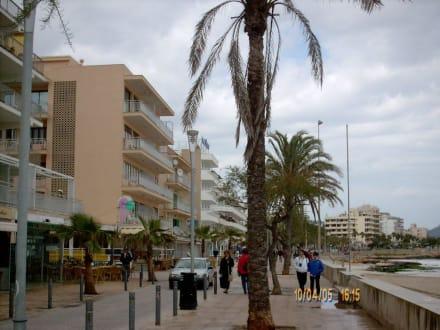 Cala Millor - Strandpromenade Cala Millor