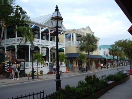 Fasaden - Duval Street