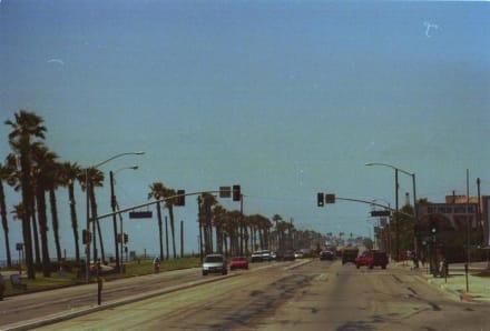 Los Angeles - Huntington Beach