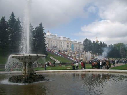 Sommerpalast - Palastanlage Peterhof