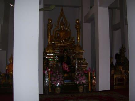 Innen - Weisser Buddha