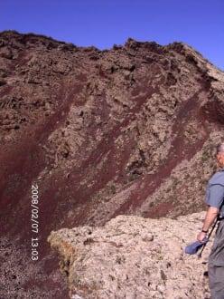 Vulkan - Nationalpark Timanfaya (Feuerberge)
