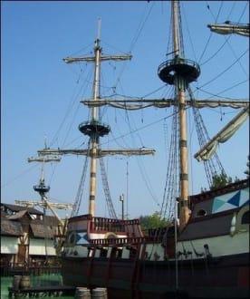 Schiff - Gardaland