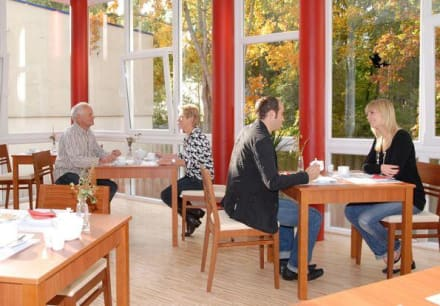 Restaurant/Buffet - Hotel Stadtvilla Garni