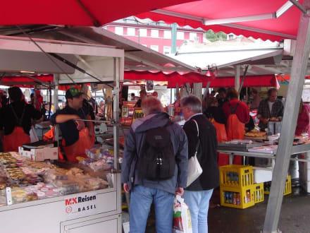Markt - Fischmarkt